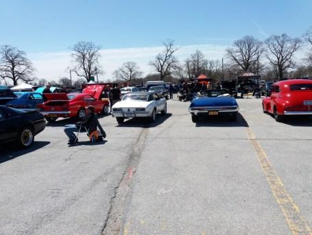 Belmont Car Show -4