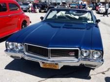 Buick GSX Blue