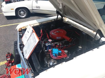 1964 Ford Falcon - Engine