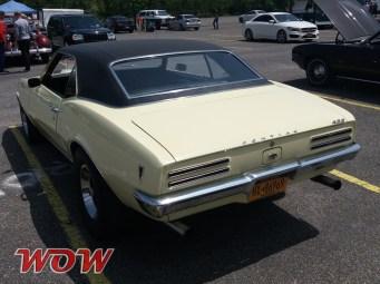 1968 Pontiac Firebird 400 - Rear