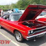 1970 Plymouth Road Runner Red - Side