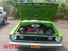 1971 Plymouth Valiant Scamp Front