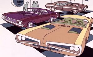 Dodge Scat Pack - Cars