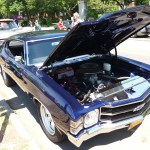 1971 Chevrolet Chevelle SS Front