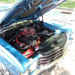 Chevelle Engine