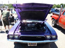 Plymouth Challenger - Front
