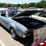 1968 Oldsmobile Cutlass - Side