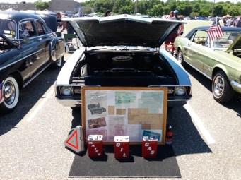 1968 Oldsmobile Cutlass - Front