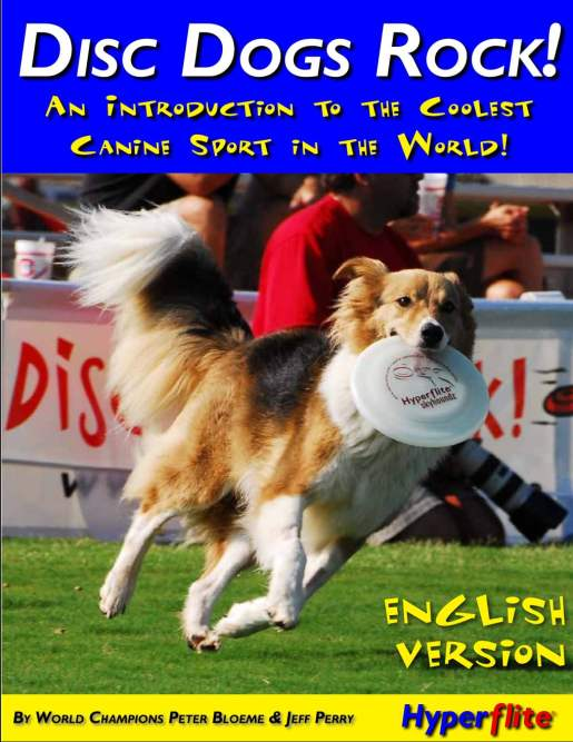 cover of Disc Dogs Rock downloadable book