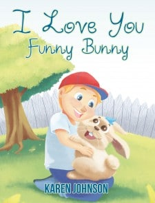 I Love You Funny Bunny cover