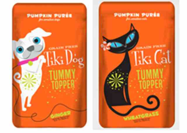 Tiki toppers packaging