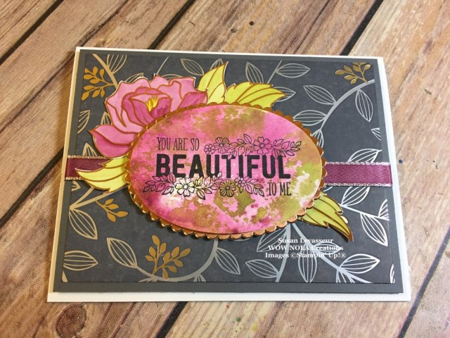 Susan Levasseur, WOW NOLA Creations, Stampin' Up!, Sale-a-Bration, FREE Kit Offer
