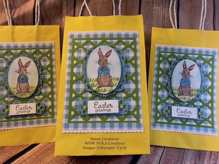Easter Gift Bag Fable Friends