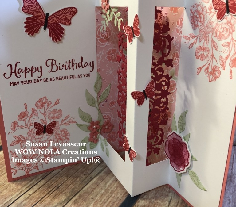 Inside Pop Up Card