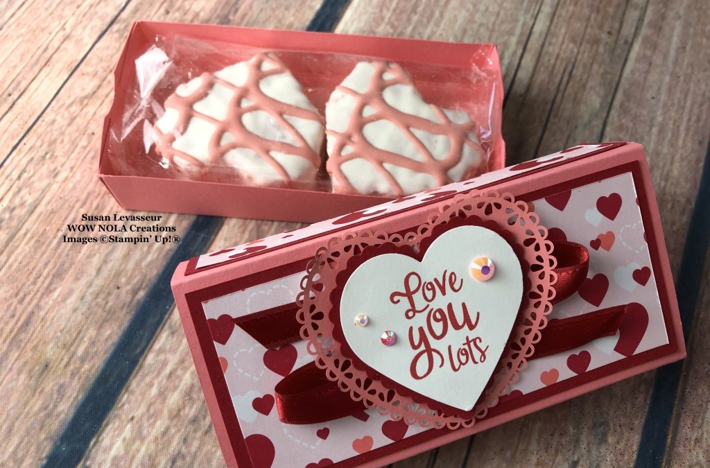 Little Debbie Valentine Slider Box