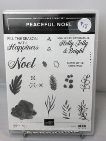 Stamp Set: Peaceful Noel
