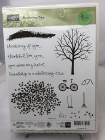 Stamp Set: Sheltering Tree