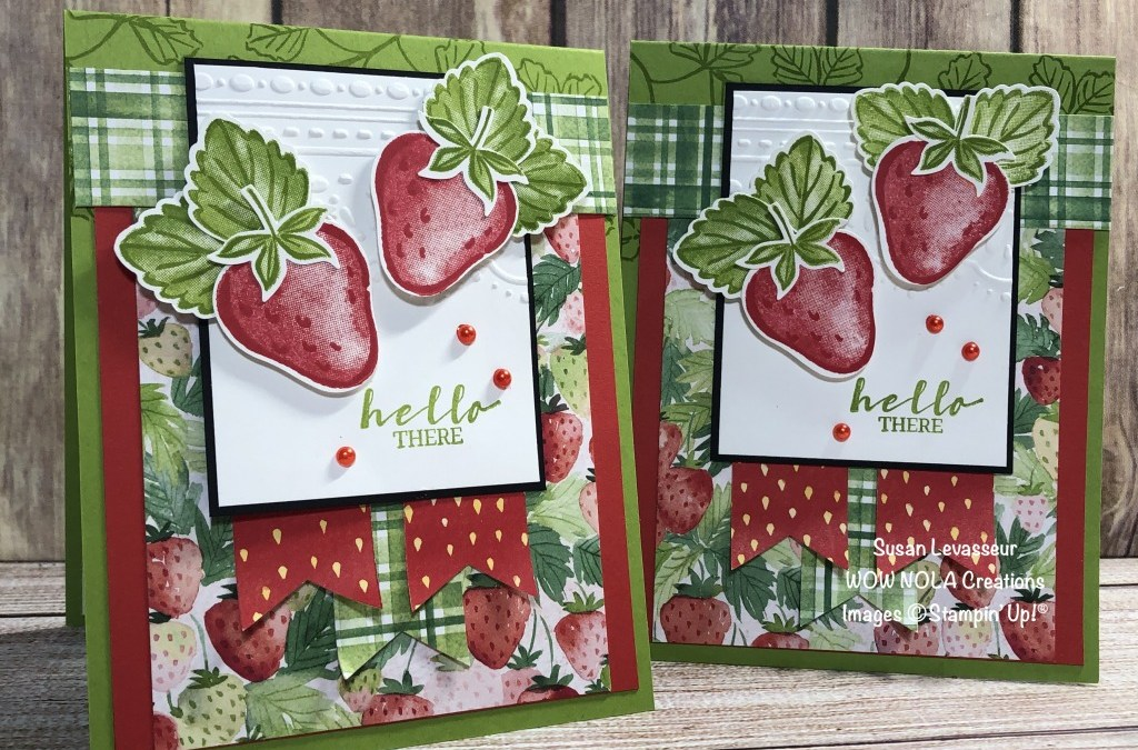 A Berry Delightful Card