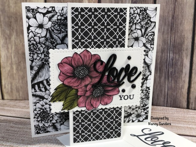 WOW Team Card Swap, Susan Levasseur, WOW NOLA Creations, Stampin' Up!