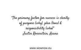 Justin Rosenstein, Asana
