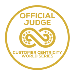 Official Judge Customer Centricity World Series
