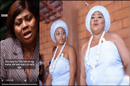 Early Marriage: Actress Regina Daniels' Mother Finally Reveals The Real Reason She Allowed Her To Marry Ned Nwoko
