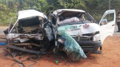 Accident: 3 Dead, 3 Injured On Lagos Ibadan Expressway