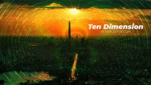 ten dimensions