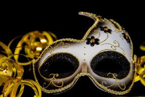fall down persons mask