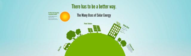 Prezi Classic Template for Solar Energy