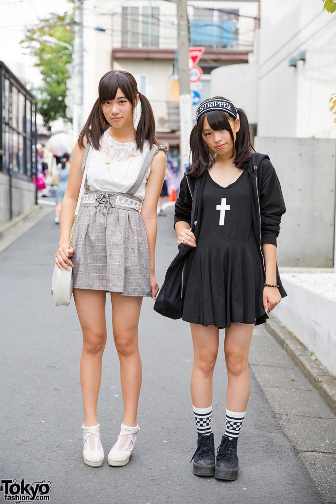 japanese girls in short skirts