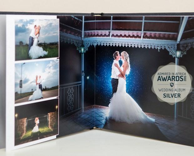 Award Winning Wedding Album Designs Darrell Fraser WOW Creative Design Studio
