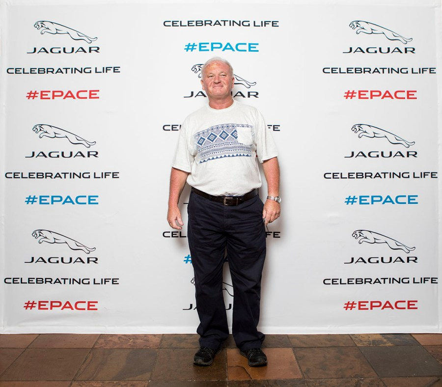 Darrell Fraser Corporate Event Photographer Jaguar EPace Launch