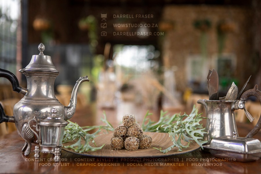 Darrell Fraser Food Photographer Content Creator Food Stylist Pretoria George Western Cape