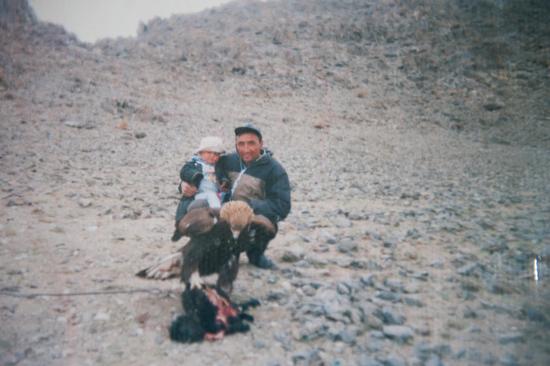 Falconieri Mongolia Asholpan