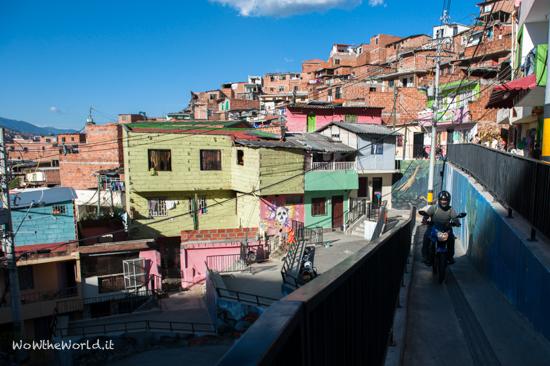 Camuna 13_Medellin-Colombia. picture by Giorgiana Scianca