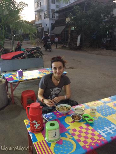 Giorgiana Scianca in Birmania, wowtheworld