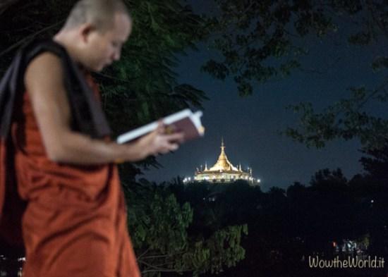 Navigare sul fiume Irrawaddy fino a Mandalay, la città più religiosa della Birmania. Photo Giorgiana Scianca, Wowthewold
