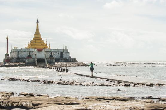Mawdin Pagoda, Myanmar wowtheworld. Photo © Giorgiana Scianca