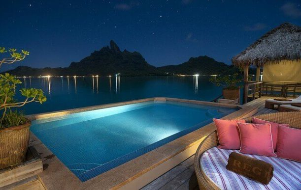 Bora Bora - The St. Regis Bora Bora Resort and its Royal Overwater Villa