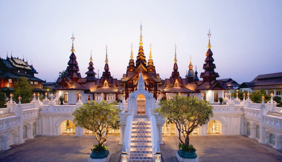 21. Dhara Dhevj Resort - Chiang Mai, Thailand - Main Lobby
