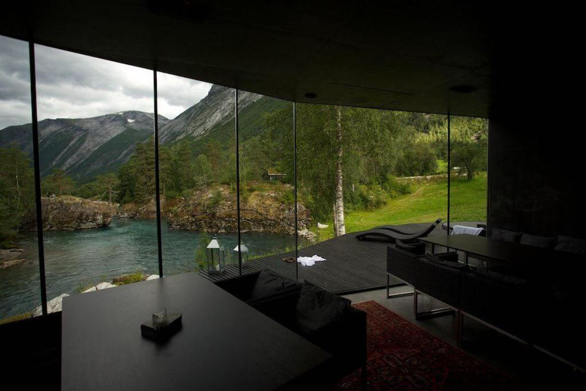 The Juvet Landscape Hotel - by Fredrik Linge:Flickr