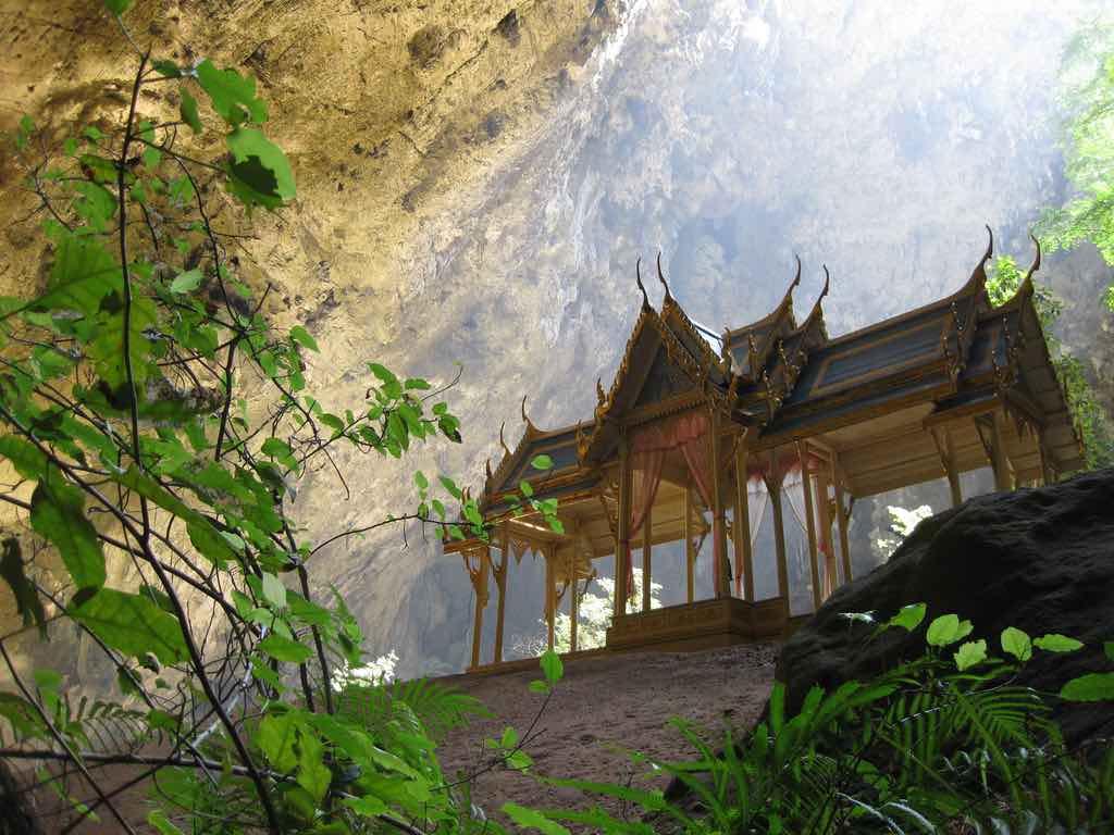 Phraya Nakhon Cave, Thailand - by Hunter333 :Flickr