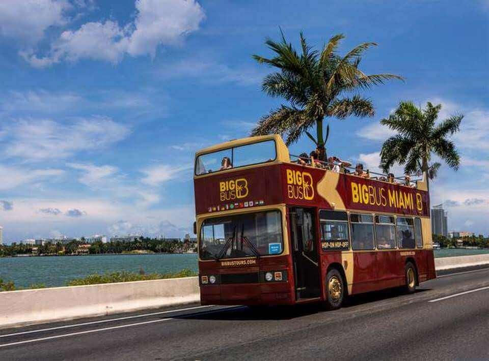 Big Bus Tour, Miami