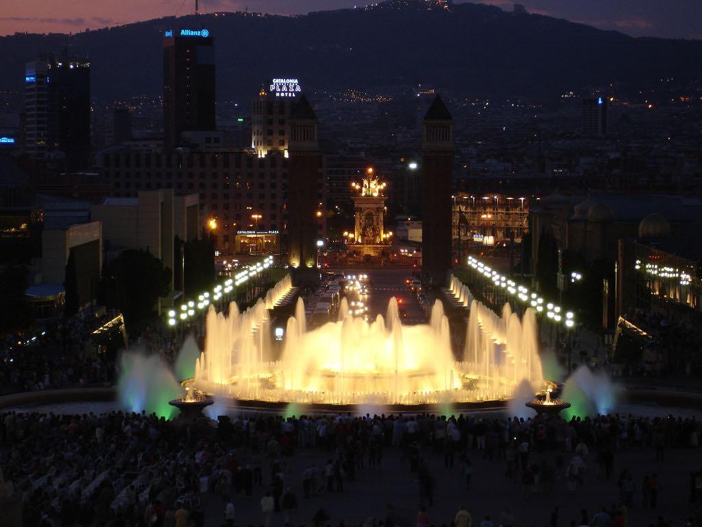 Font Màgica, Barcelona - by Jeroen Bennink:Flickr