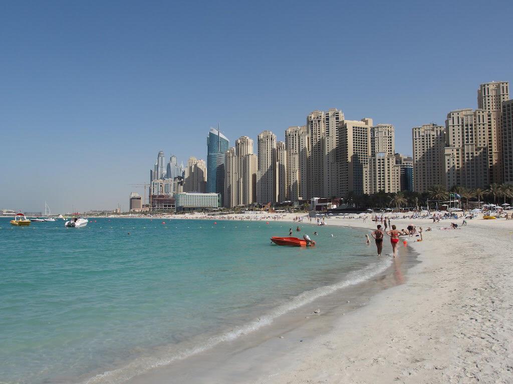 Jumeirah Beach, Dubai - by Guilhem Vellut:Flickr