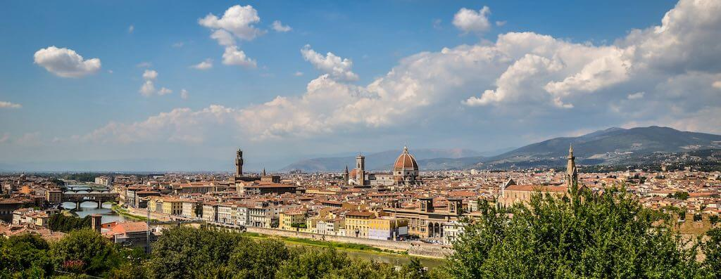 Piazzale Michelangelo, Florence - by indicpeace/Flickr