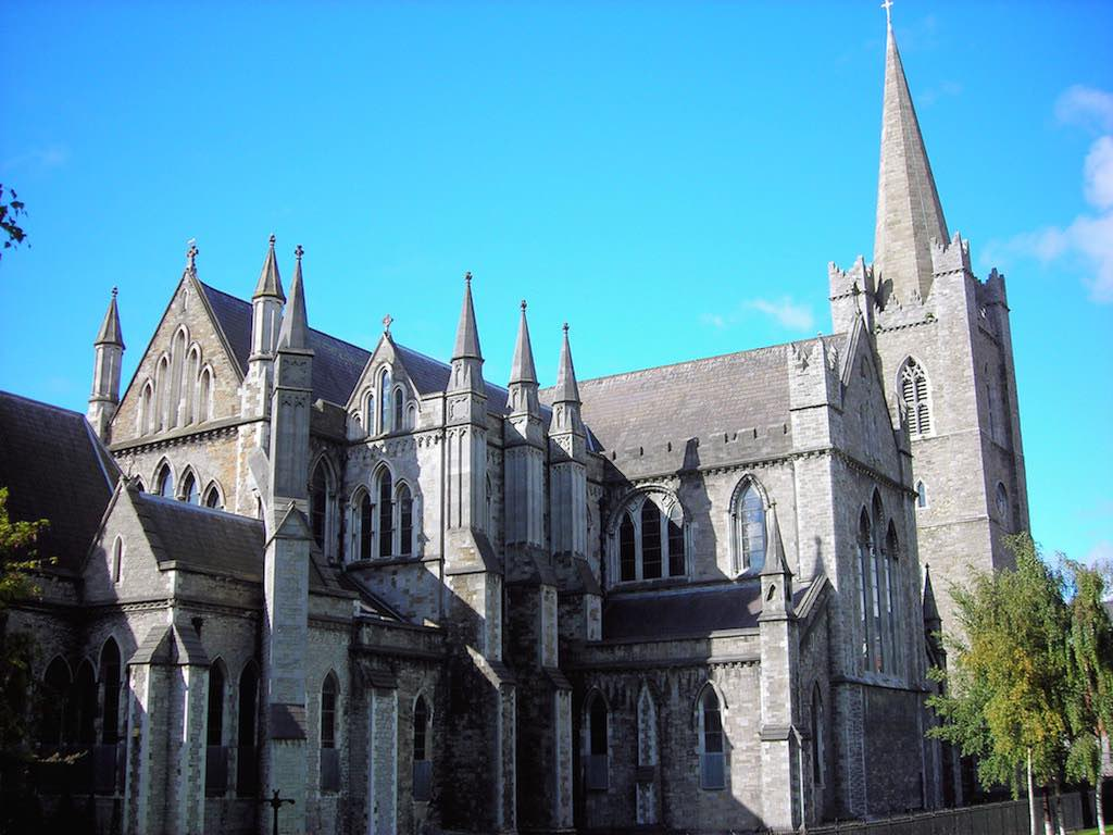 St Patricks Cathedral, Dublin - by Jim Linwood:Flickr