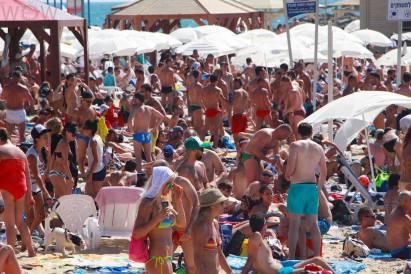 Tel Aviv Beach - Hilton Gay Beach
