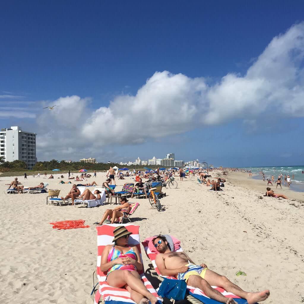 The Beaches in South Beach, Miami